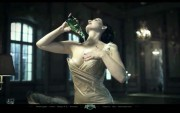 Dita Von Teese - Perrier (Interactive website/advertisment) in video format