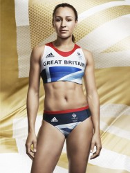 Jessica Ennis Team GB Olympic Kit Launch at the Tower of London 22nd March x5