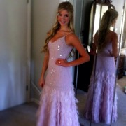 Allie Deberry Instagram Pic 3/31/12