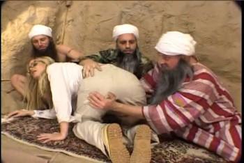 Arab rape porn