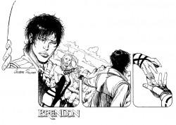 Archivio immagini di Brendon realizzate per le fiere del fumetto 44c469184886353