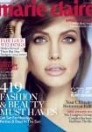 Angelina Jolie - Marie Claire UK June 2012
