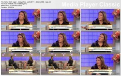 TRISH REGAN - Today Show - January 8, 2011 - *legs*