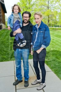 Leelee Sobieski, Karen Kilimnik Opening at The Brant Foundation Art Study Center, 05/06/2012 x1