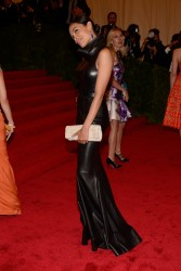 Rosario Dawson @ Metropolitan Museum of Art's Costume Institute Gala (5/7/12)