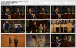 AMY POEHLER - Jimmy Fallon - May 3, 2012 - *LEGS*