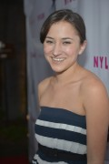 Zelda Williams - Nylon magazine Young Hollywood issue party in Hollywood 05/09/12