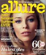 Elizabeth Banks - Allure magazine June 2012 issue