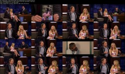 Kristen Bell - Jimmy Kimmel With Dax Shepard [05-18-12] (720p)