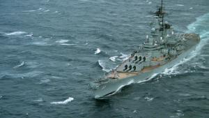 Ameryka?skie Okrêty Wojenne / The American Battleship (2012) PL.720p.BDRip.XviD.AC3-ELiTE / Lektor PL