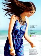 Victoria Justice - Self Magazine July 2012 issue