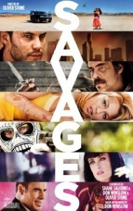 Download Savages (2012) NEWCAM 550MB Ganool